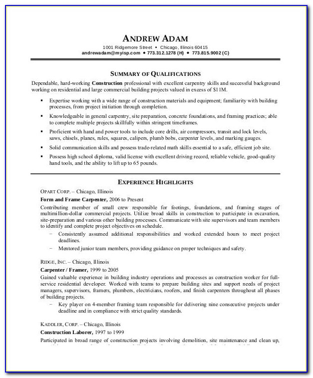 Printable Sample Resume Fresh Printable Resume Template 29 Free Word Pdf Documents Download