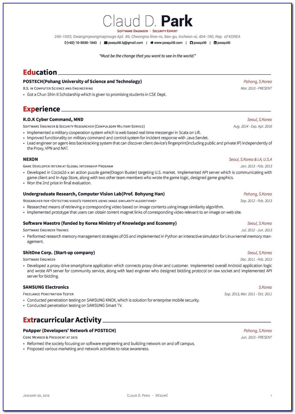 Good Resume Builder Websites