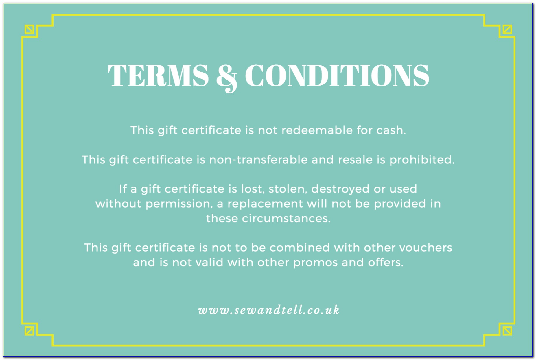 Hotel Gift Certificate Template Word