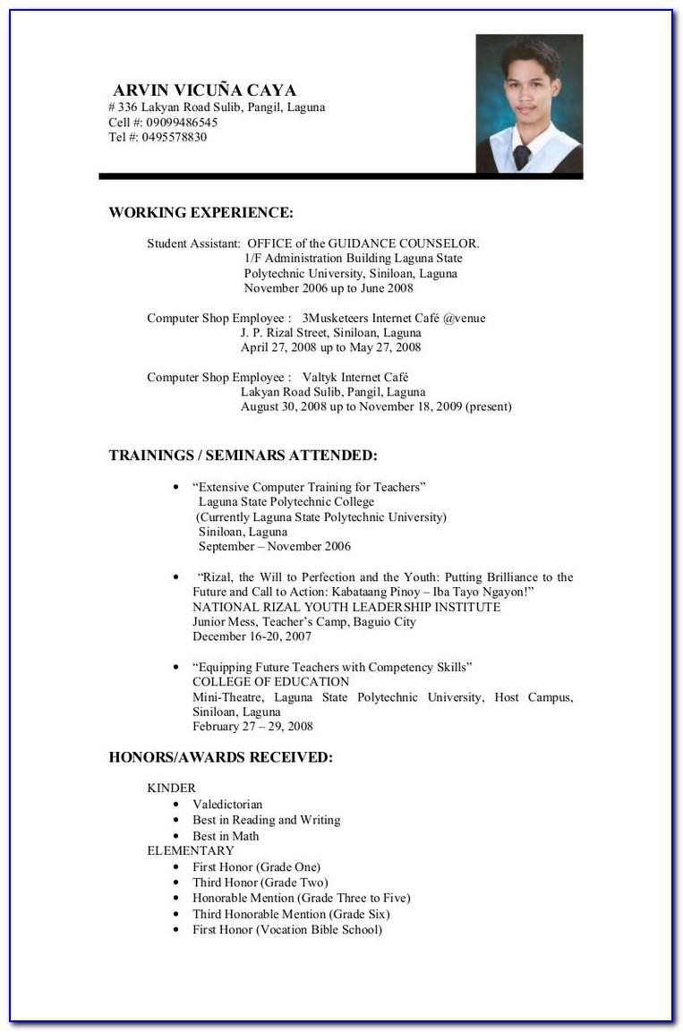 Job Resume Search Engines