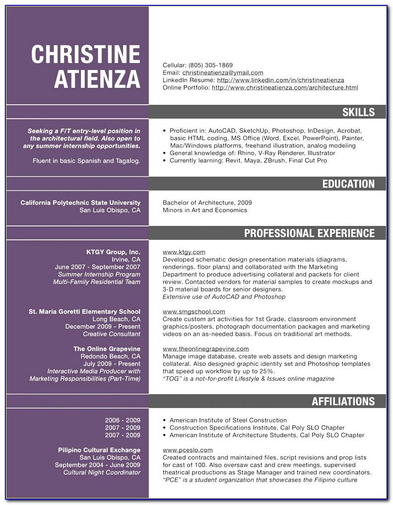 Modern Resume Examples 2018 Roberto.mattni.co Intended For Free Modern Resume Template 2018