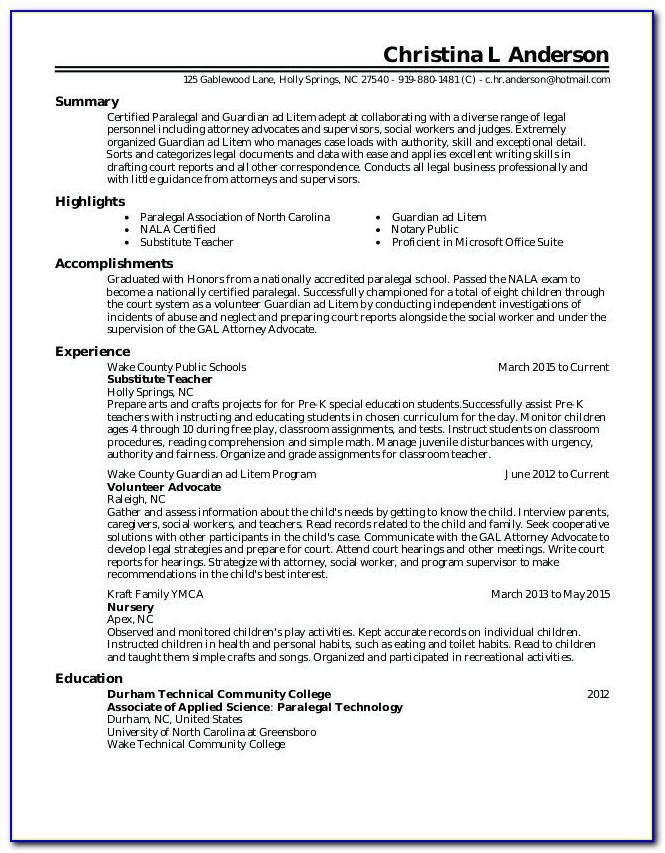 National Certified Résumé Writer Credential