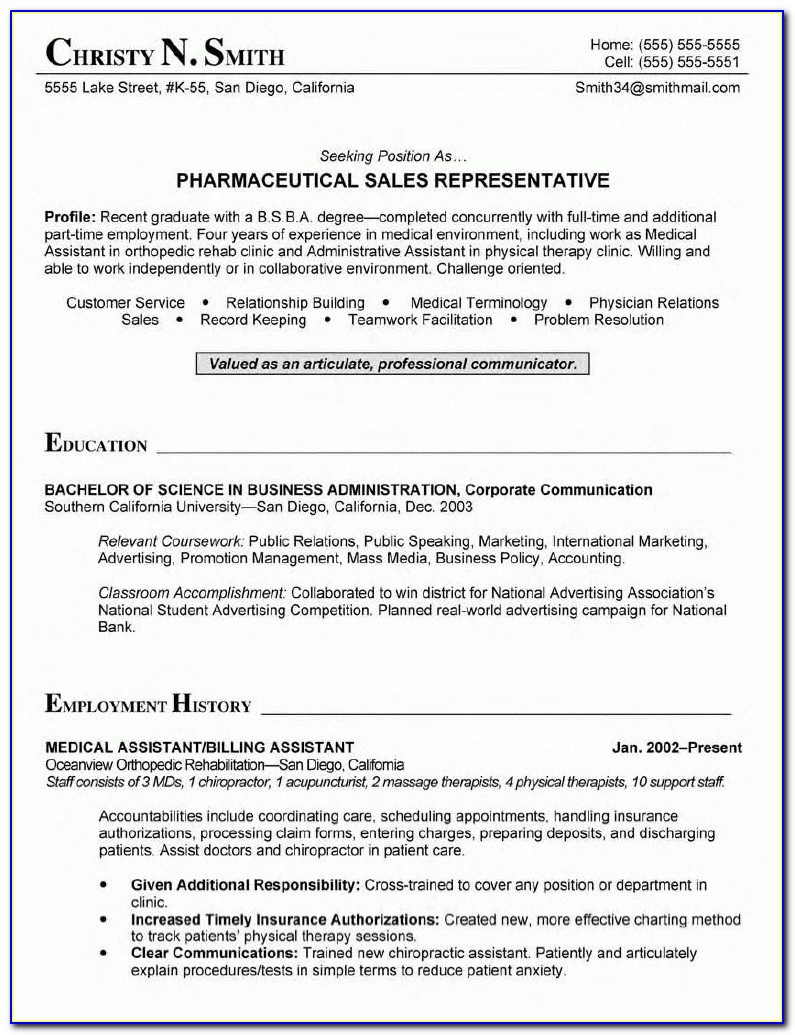 Resume Cover Letter For Medical Billing And Coding