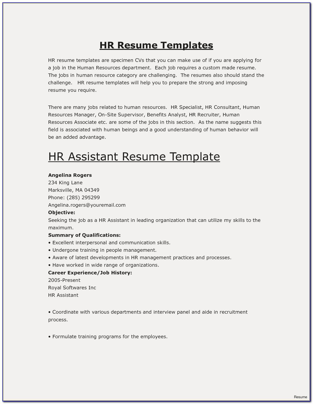 Engineering Resume Templa New Fresh Pr Resume Template Elegant Resume Example For Freshers Engineers