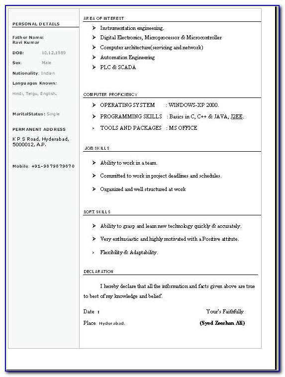 Resume Writing Certification Programs