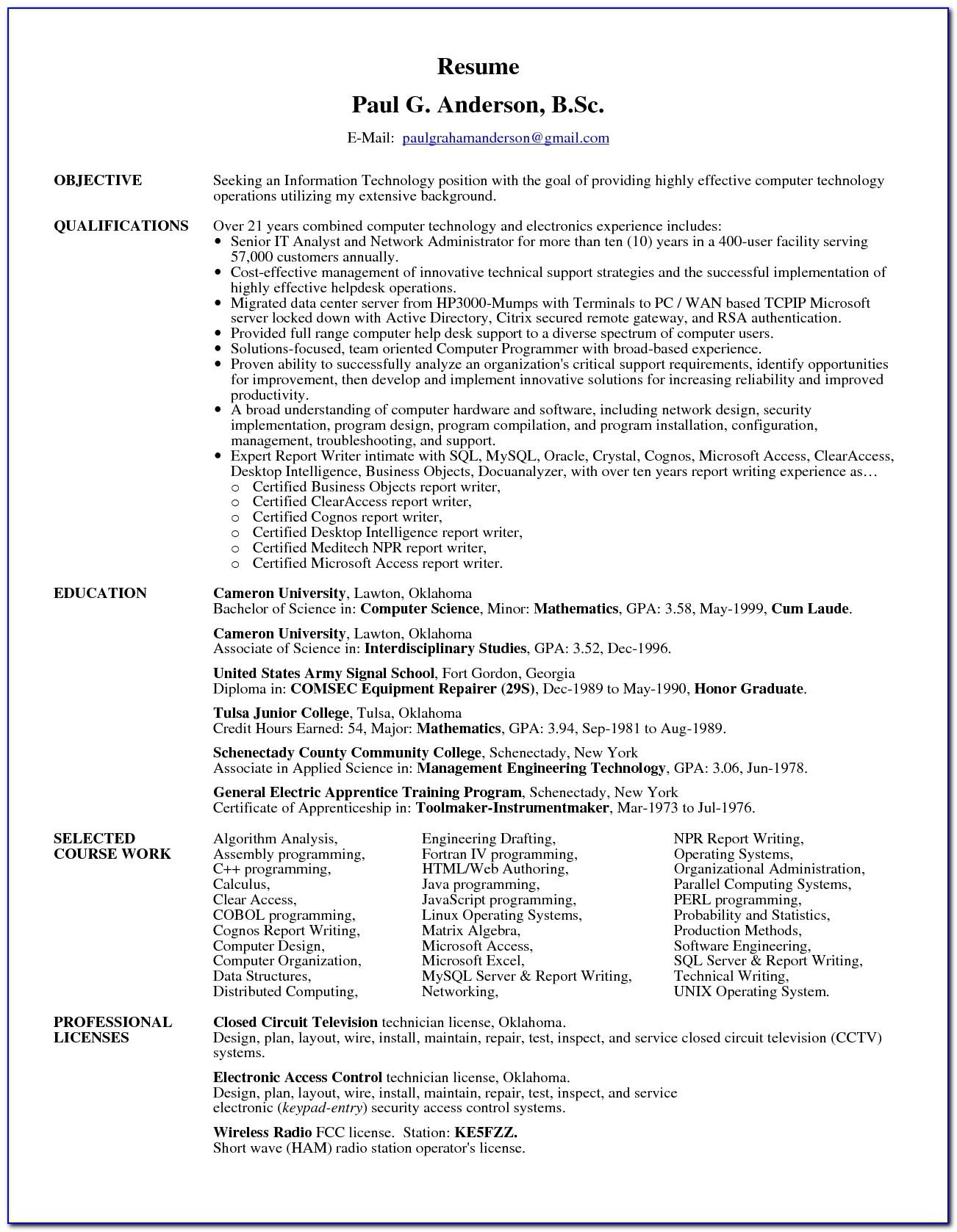Certified Resume Writer   Resume Sample Format Throughout Professional Resume Writing Service