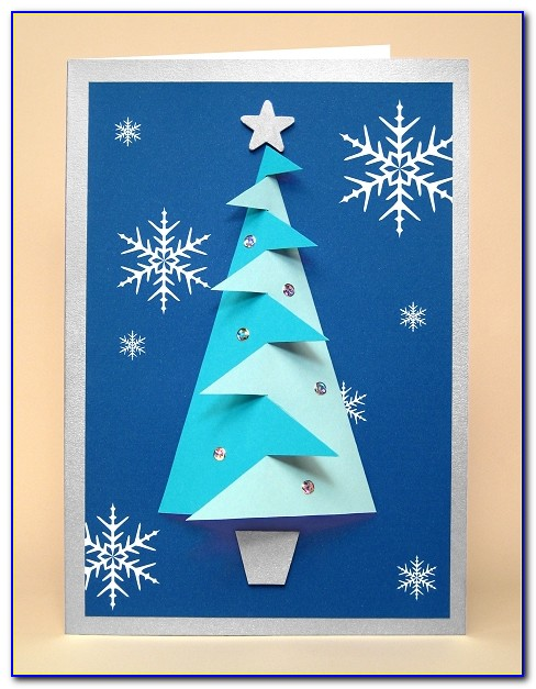 3d Christmas Cards Templates