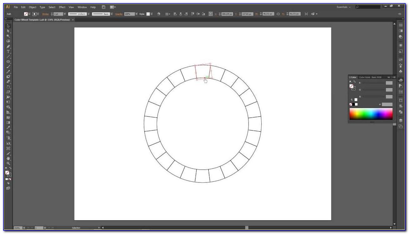 Adobe Illustrator Cs6 Brochure Templates