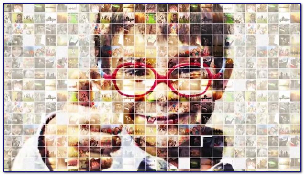 After Effects Photo Mosaic Template Free