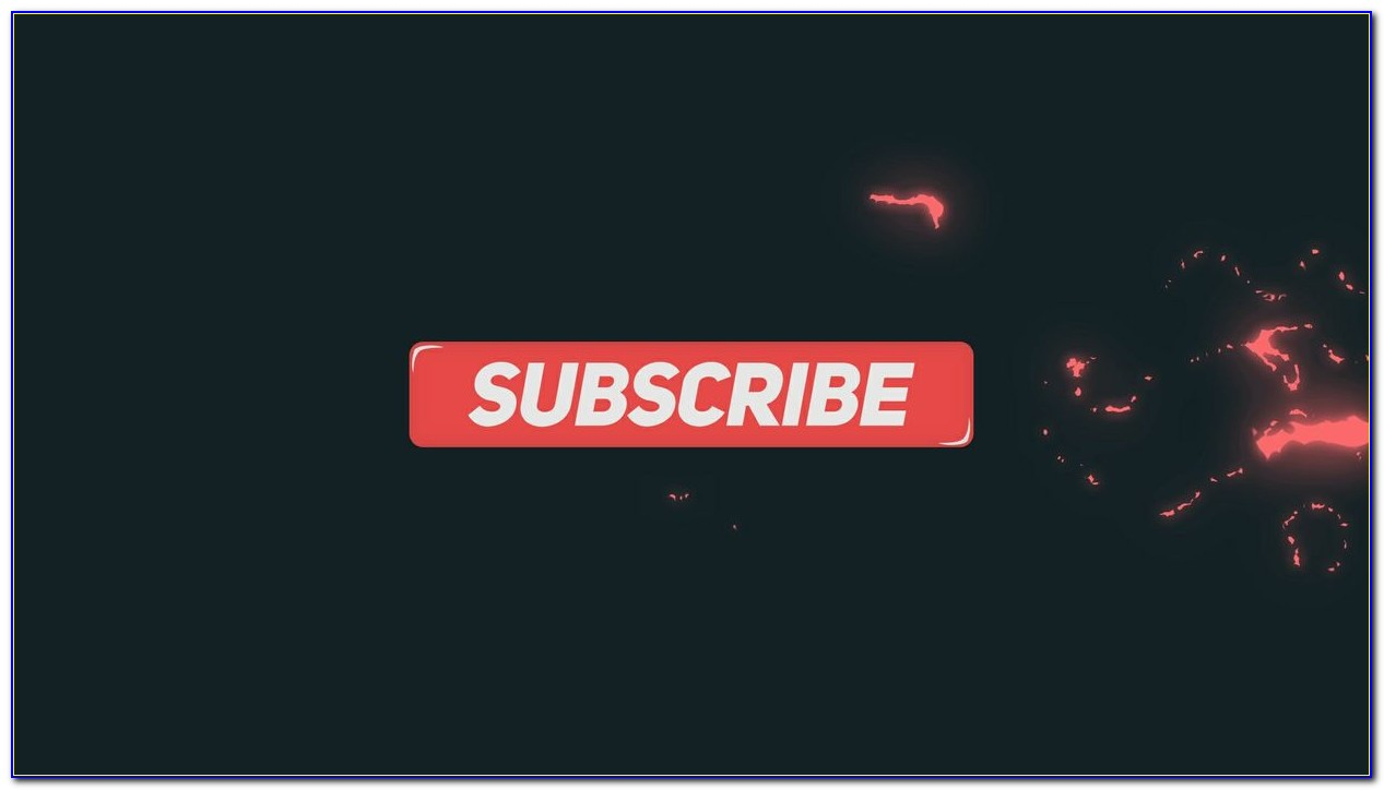 After Effects Subscribe Templates Free Download