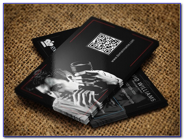 Business Card Templates Photography