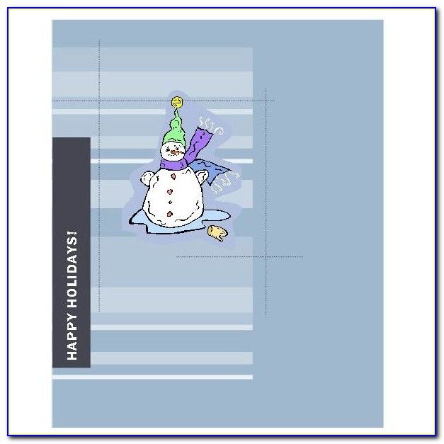 Christmas Cards Templates Microsoft