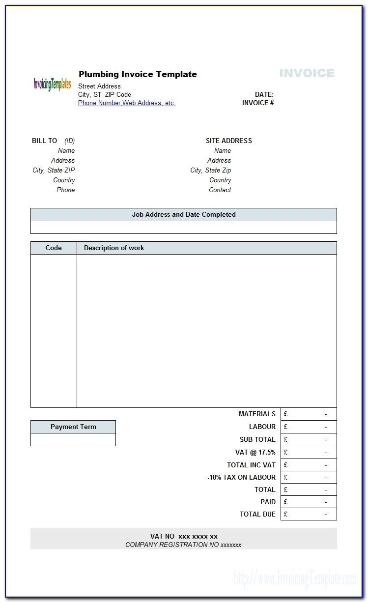 Contract Work Invoice Template Invoice Template Free 2016 Invoice For Contract Work