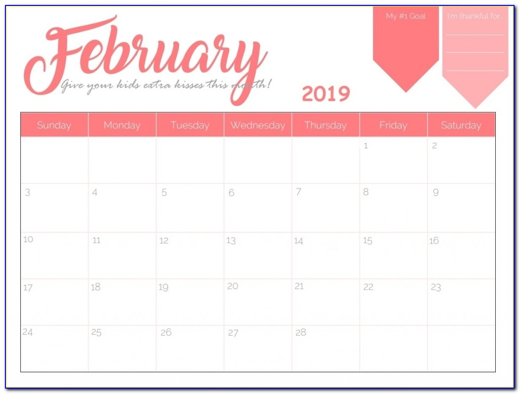 January 2019 Office Desk Calendar Free Printable 2019 Monthly Calendar Latest Calendar
