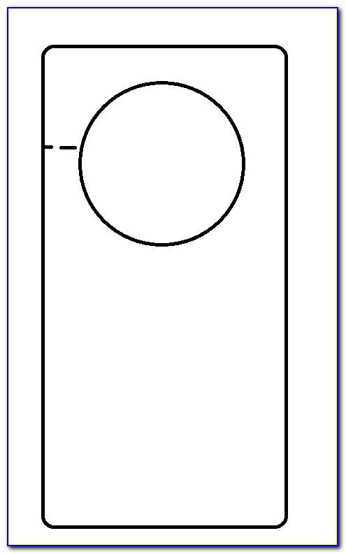 Door Hanger Design Template Door Flyer Template Amp 1000 Ideas About Door Hanger Template On Best Collection