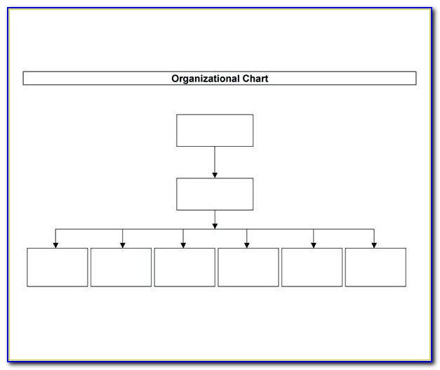 Example Org Chart Template