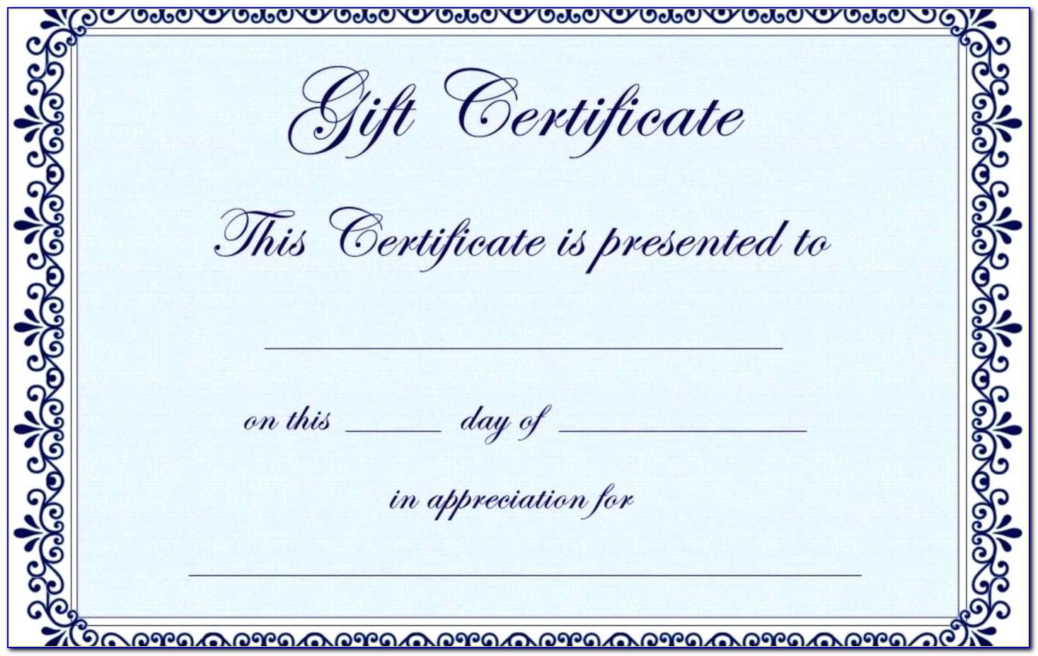 Free Edit Baptism Certificate Template Word