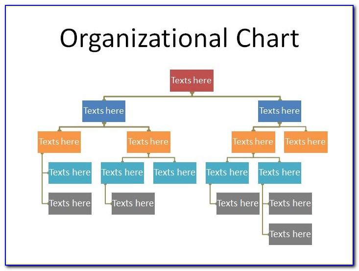 Free Microsoft Word Organizational Chart Template