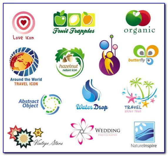 Free Psd Company Logo Templates
