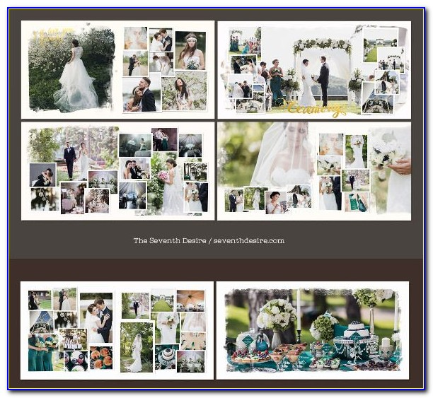 Indesign Photo Album Templates Free