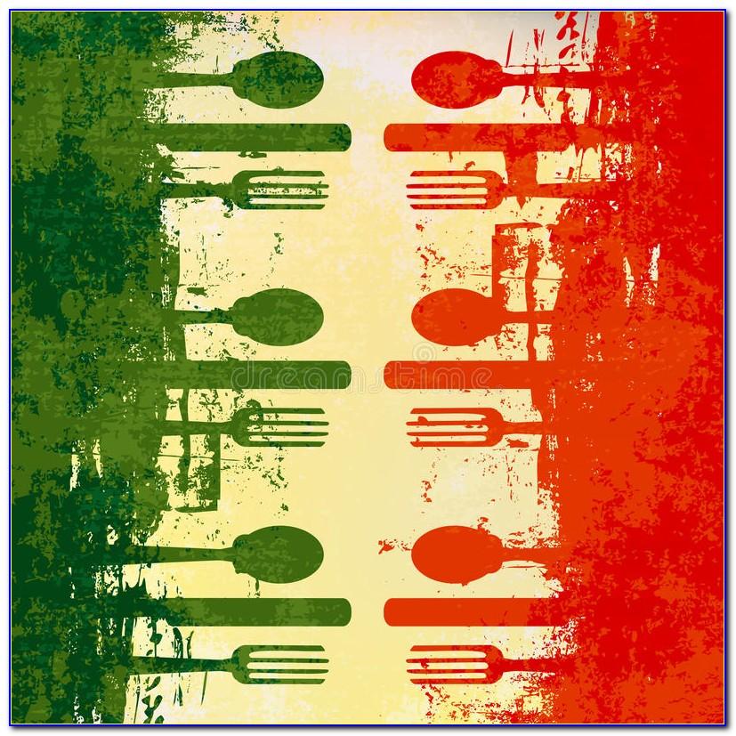 Italian Menu Templates Free Download