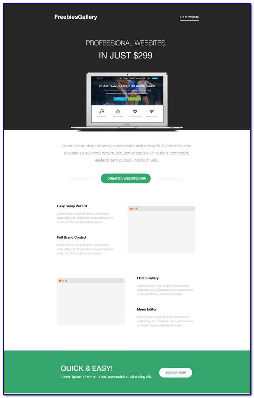 Mailchimp Responsive Email Templates Free Download