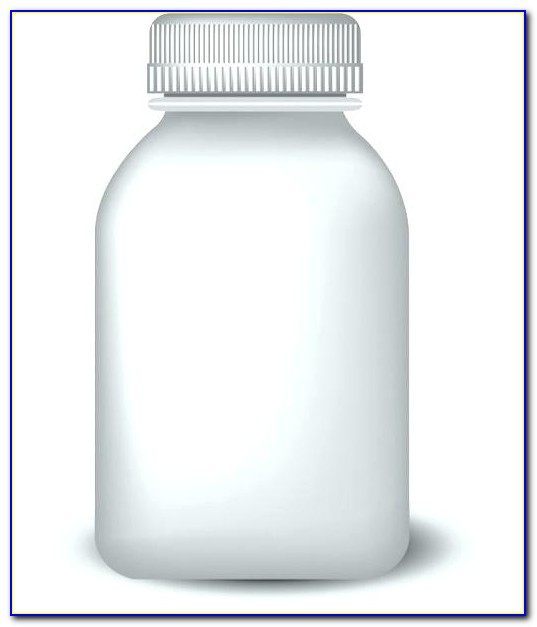 Prescription Bottle Label Template Word