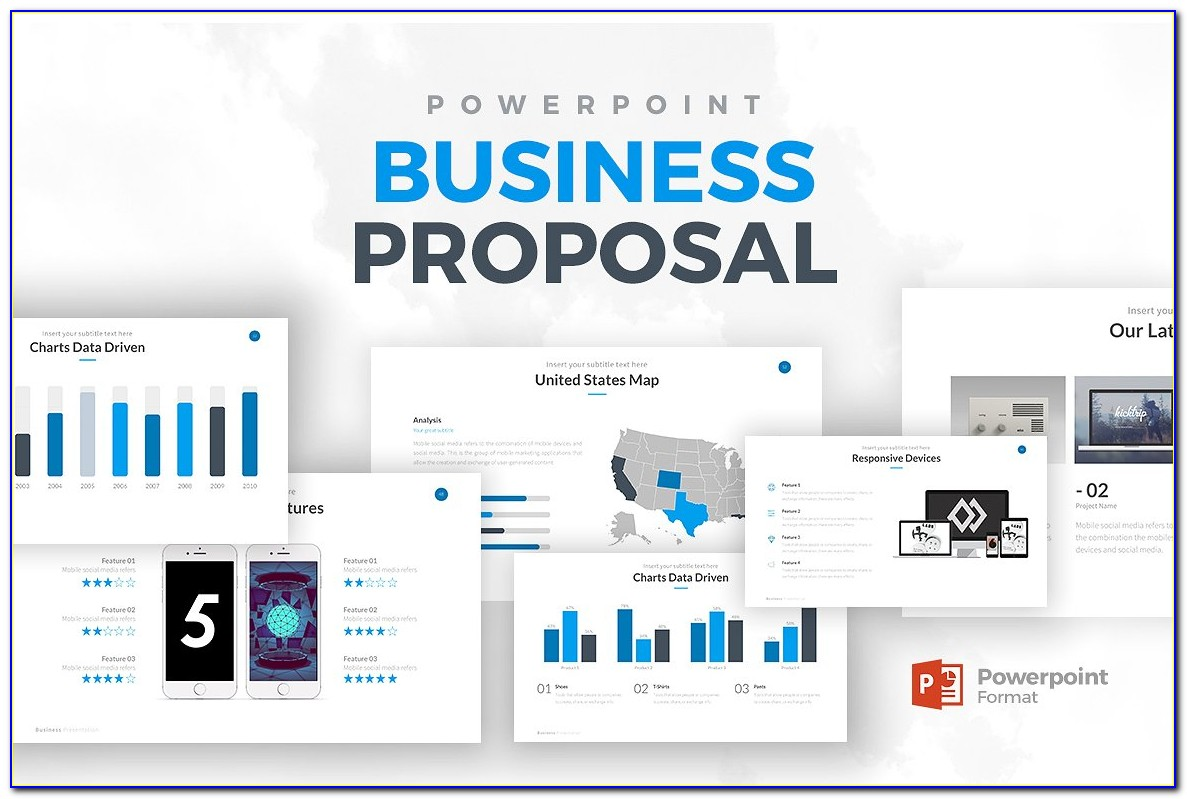 Proposal Powerpoint Presentation Templates
