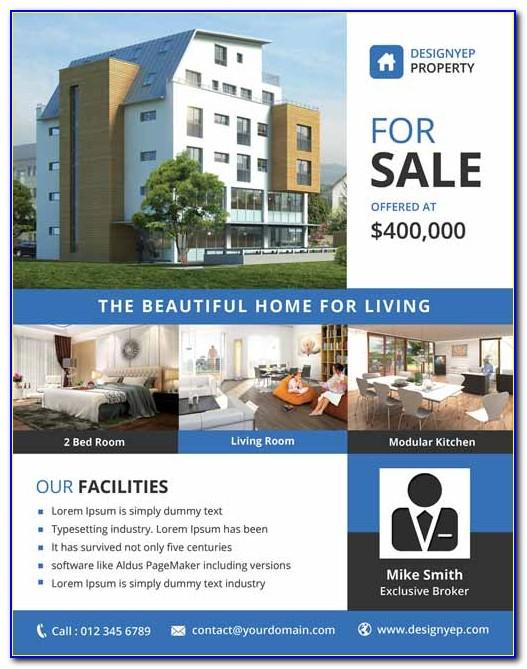 Real Estate Ad Templates Free