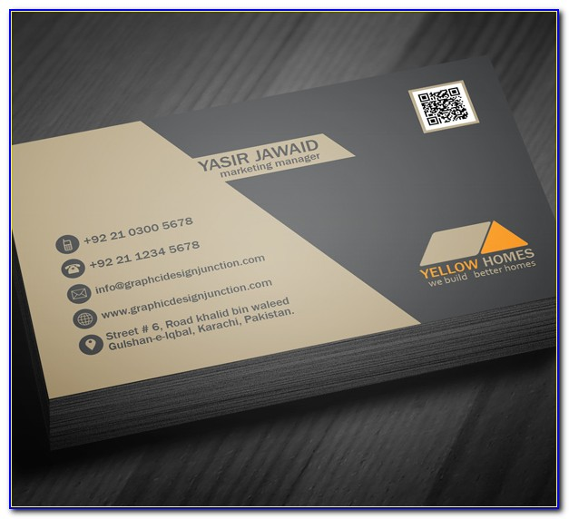 Realtor Business Cards Templates