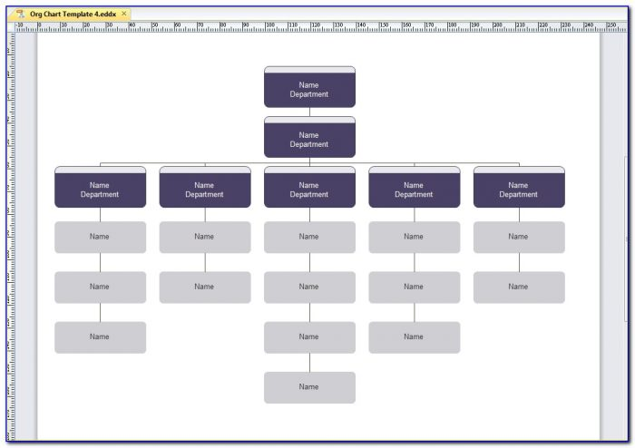Beautiful Org Chart Templates Editable And Free Org Charting Organization Chart Template