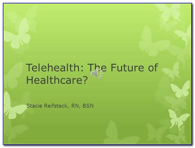 Telemedicine Powerpoint Templates