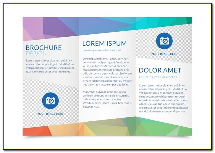 Free Tri Fold Brochure Vector Template Download Free Vector Art 3 Three Fold Brochure Template Three Fold Brochure Template