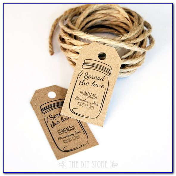 Wedding Favor Tags Template Word