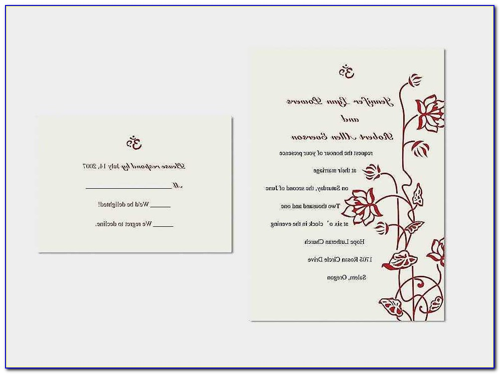 Wedding Invitation Inserts Template Inspirational Invitation Response Card Elegant Wedding Invitation Insert Templates