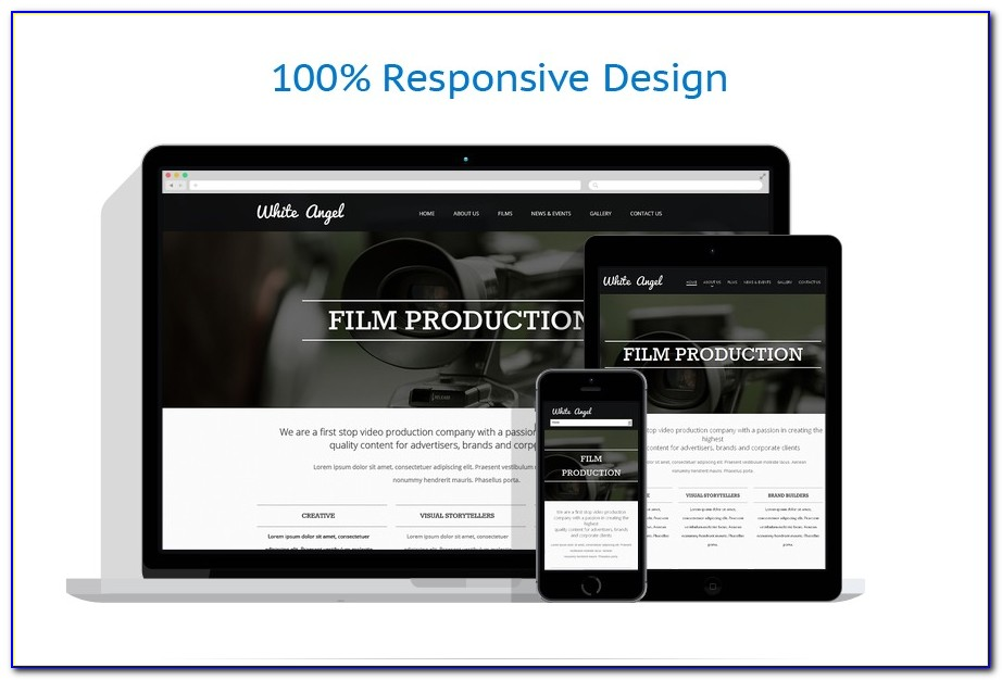 Wedding Videography Website Templates