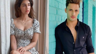 Asim Riaz and Disha Patani Project together