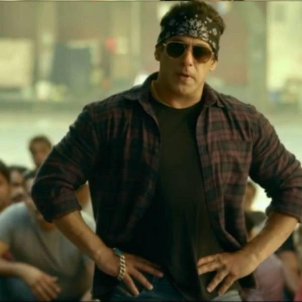 Radhe Trailer Salman Khan