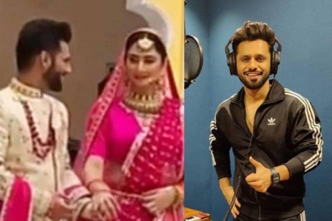 Rahul Vaidya Disha Parmar New Music Video