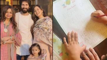 Misha Kapoor letter for dadi neelima azeem