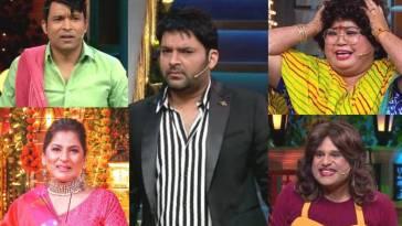 The Kapil Sharma Show Cast salary per week