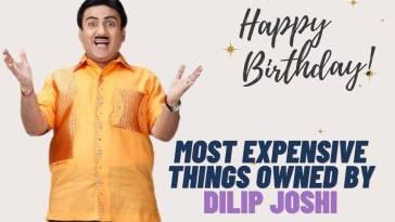 Happy Birthday Dilip Joshi