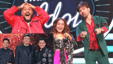 Indian Idol 12 judges grand finale