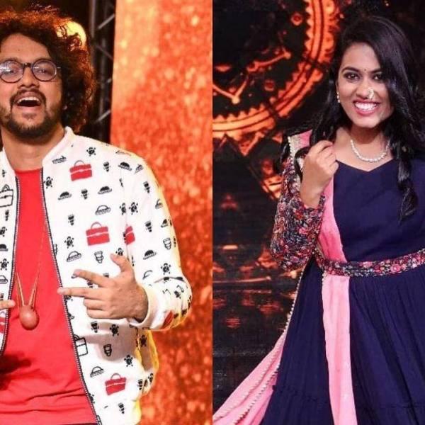 Sayli Kamble Nihal Tauro Love Indiain Idol 12