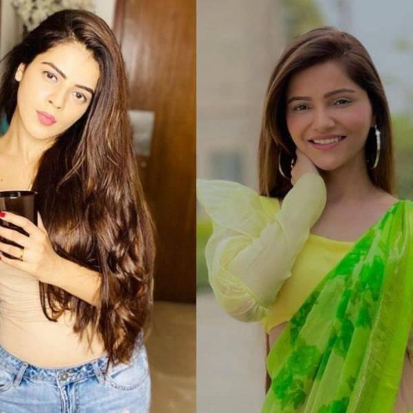Rubina Dilaik shakti actress Jigyasa Singh