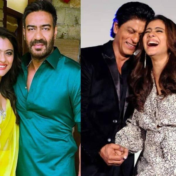 Kajol Shahrukh Khan Ajay Devgn Relationship