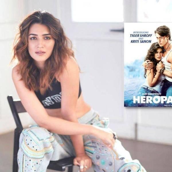 Kriti Sanon Completes 7 years in industry with heropanti