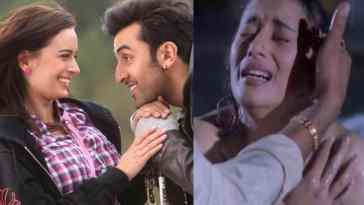 Ranbir Kapoor Evelyn Sharma Madhuri Dixit Ranjit Intimate scenes