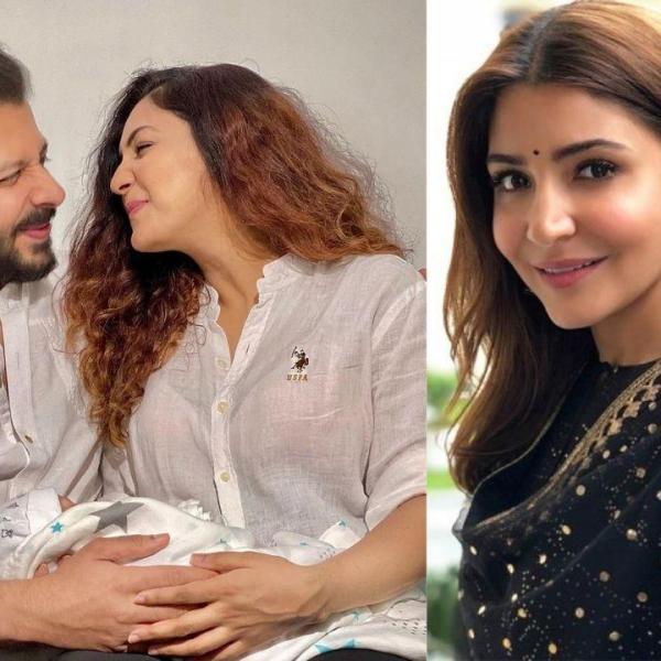Neeti Mohan and Nihaar Pandya Anushka Sharma Looks beautiful