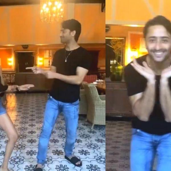 Kuch Rang Pyar Ke Aise Bhi 3 Shaheer Sheikh Erica Fernandes cute Video